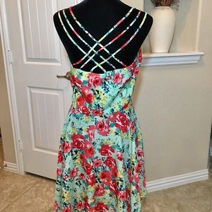 Dresses - Floral Sundress
